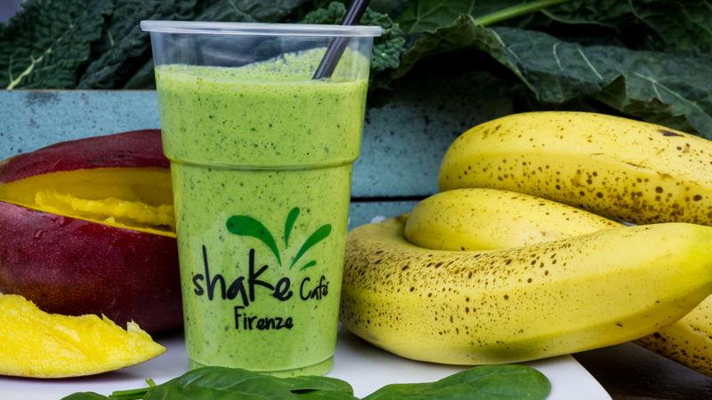10) Shake Cafè