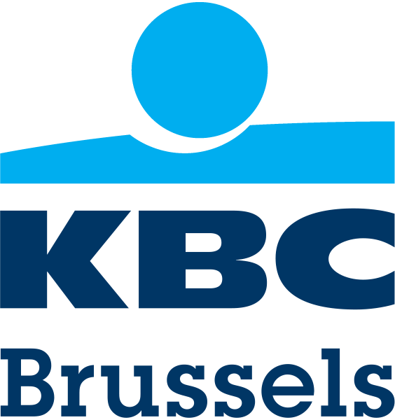 Logo of KBC Brussels