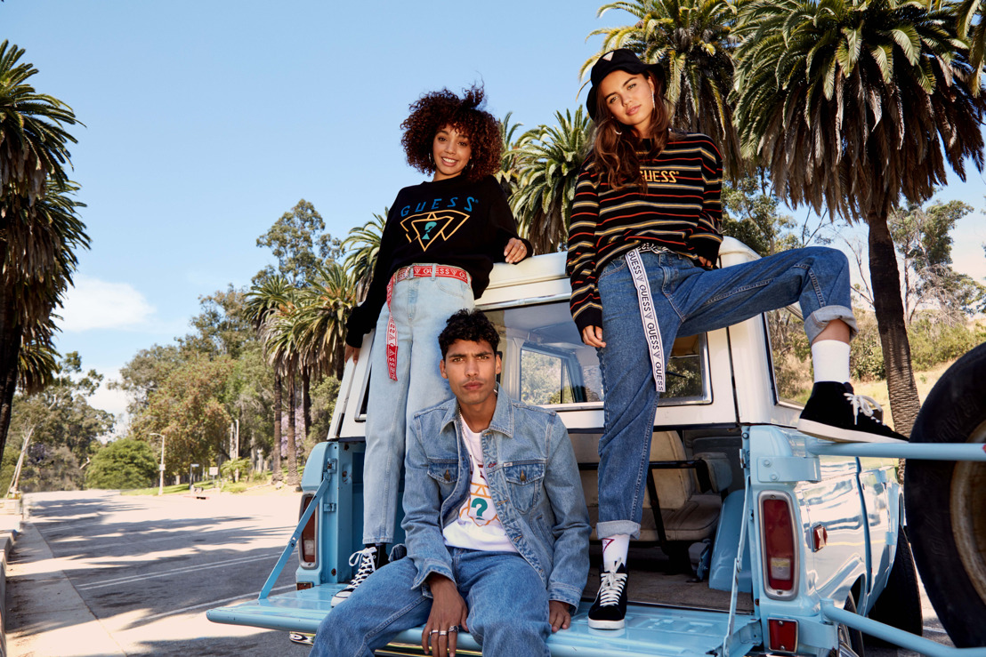 BACK TO THE ROOTS WITH THE GUESS ORIGINALS CAPSULE FW19