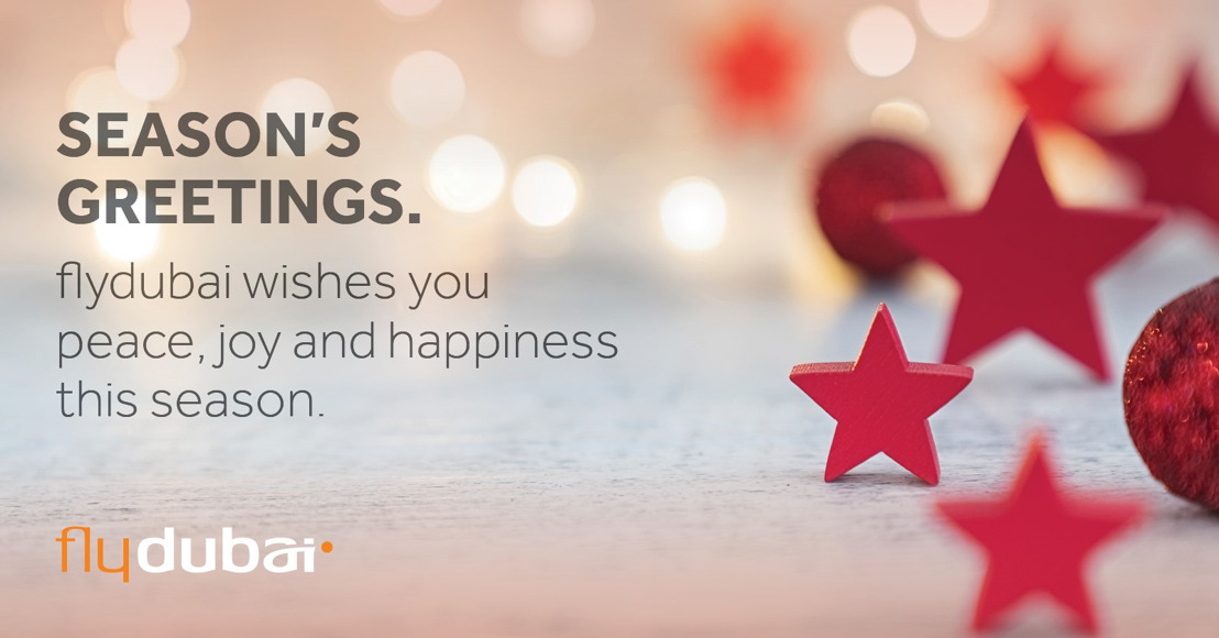 Season's Greetings from flydubai