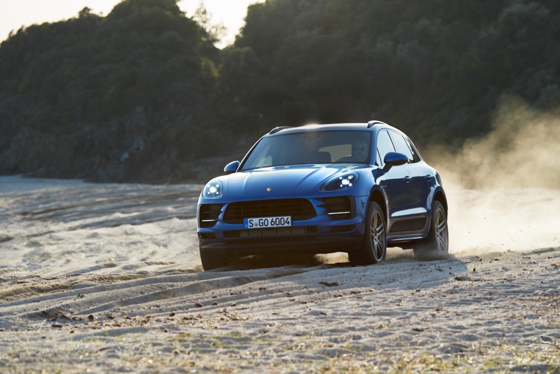 El nuevo Porsche Macan se luce en el Salón del Automóvil de París