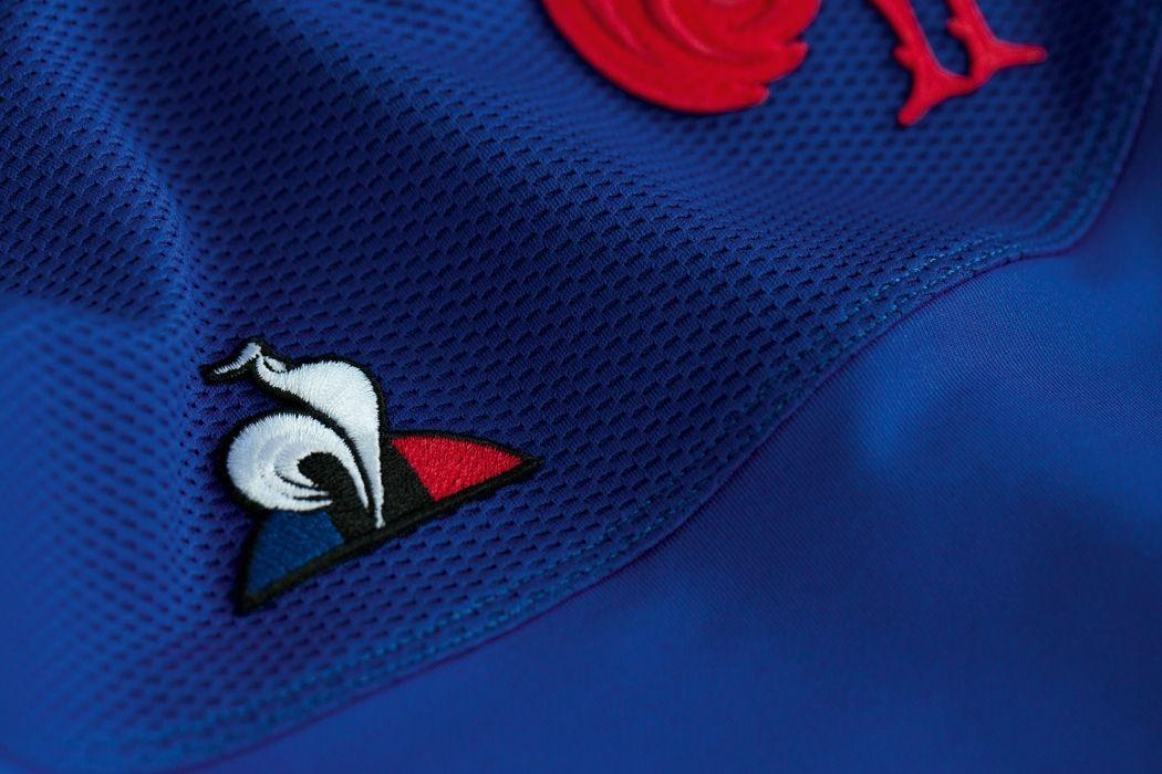 Le Coq Sportif presenta el jersey de Francia para el Mundial de Rugby