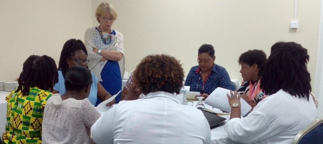 OECS/USAID Early Learners Programme Builds Capacity Among the Region's Literacy Experts
