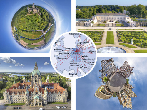 Op virtuele citytrip naar Hannover
