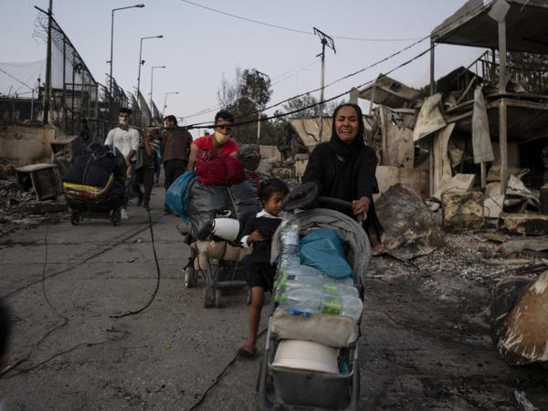 Preview: MSF teme que el Pacto de Migración de la UE siga ignorando a personas que solo buscan seguridad en Europa