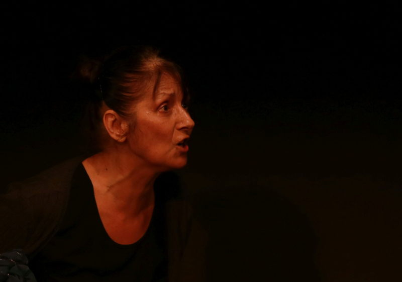 Margot Wood in The Edge of the Light. Image by Nardus Engelbrecht