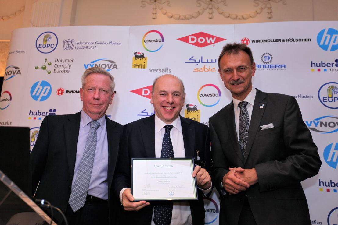 Best Polymer Producers Awards PET - Lotte