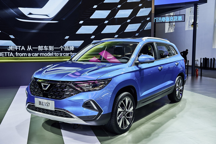 JETTA propose avec succès une mobilité individuelle d'entrée de gamme en Chine