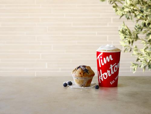 ¡Año nuevo, Tim Hortons® nuevo! La cadena canadiense de café y donas inaugura un tercer restaurante