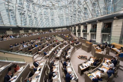 Actuele Vragen, Vlaams Parlement, woensdag 14 november 2018, 14 uur