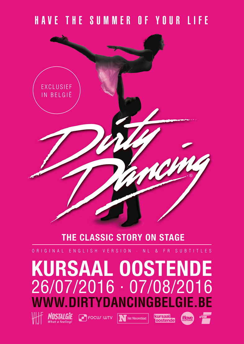 Dirty Dancing Affiche