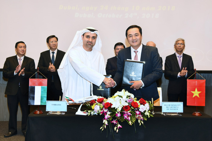 Emirates and Ho Chi Minh City Cooperate to Grow Tourism and Trade Sectors