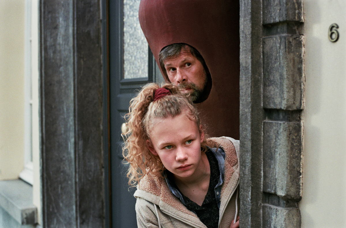 Johan Heldenbergh & Savannah Vandendriessche ©Kris Dewitte