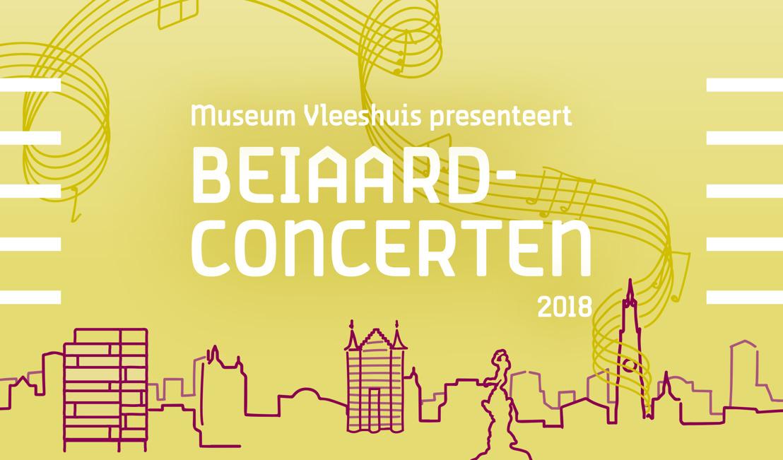 Museum Vleeshuis organiseert zomerse beiaardconcerten met hoogste jukebox van 't stad