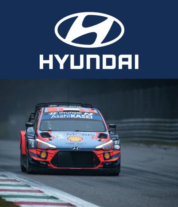 Hyundai Motorsport celebra su segundo título consecutivo de constructores en el WRC