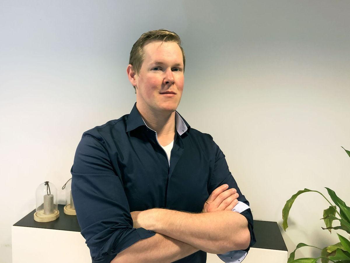 Bas Janssen, oprichter bij Declaree