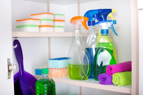 De gevaren van huishoudproducten