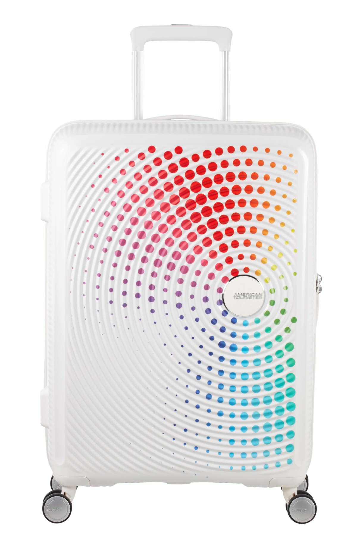 American Tourister - Soundbox - Limited Edition 'Rainbow Dots'
