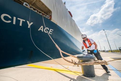 Coronavirus - Taskforce Haven van Antwerpen bevestigt: havenplatform 100% operationeel