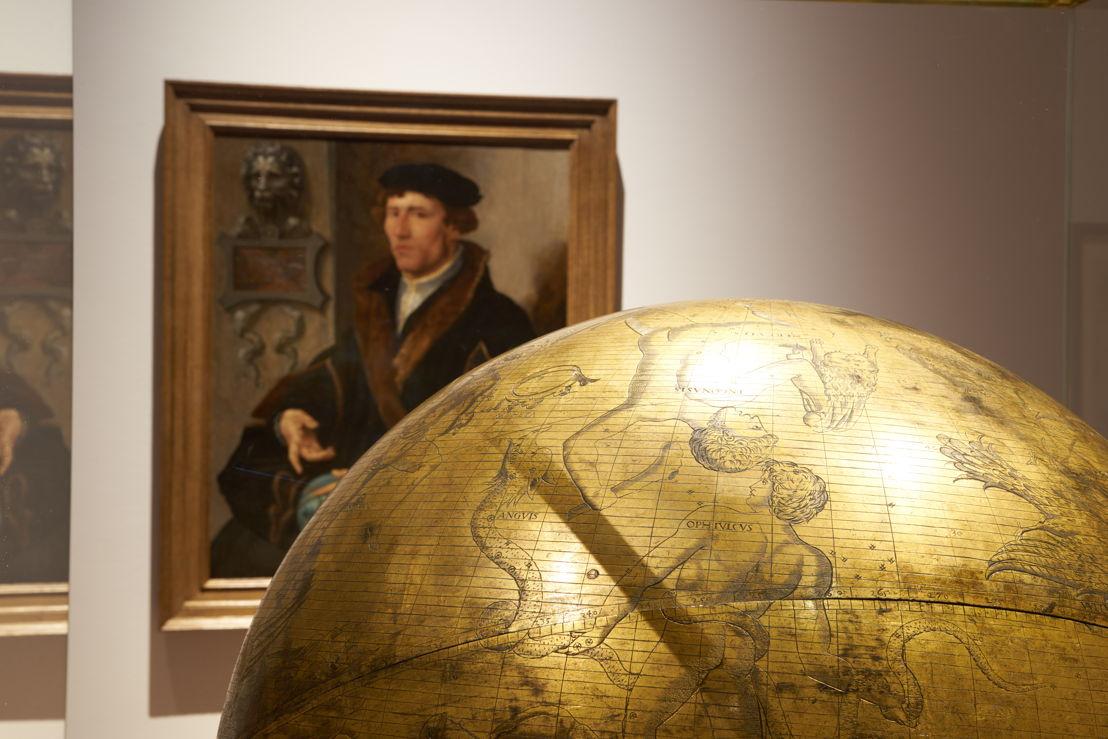 Installatiezicht &#039;Op zoek naar Utopia&#039; in M-Museum Leuven<br/>Foto: Dirk Pauwels