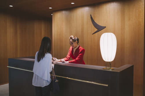 New Cathay Pacific lounge opens to passengers at Bangkok Suvarnabhumi Airport