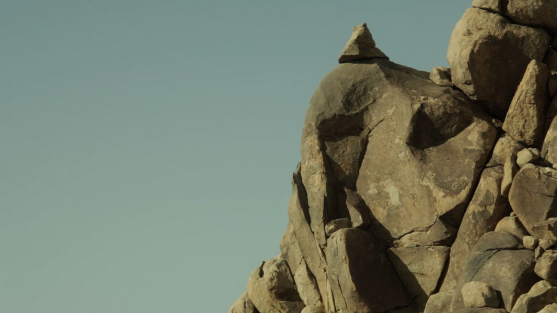 Medium Earth (film still) 2013 by The Otolith Group. Courtesy and copyright the artists.