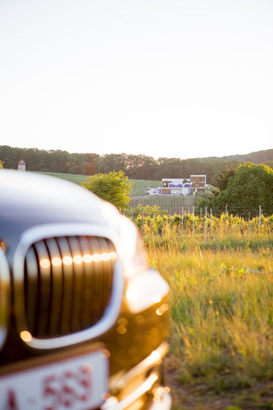 Lancement BMW Série 7 - The Oval Office