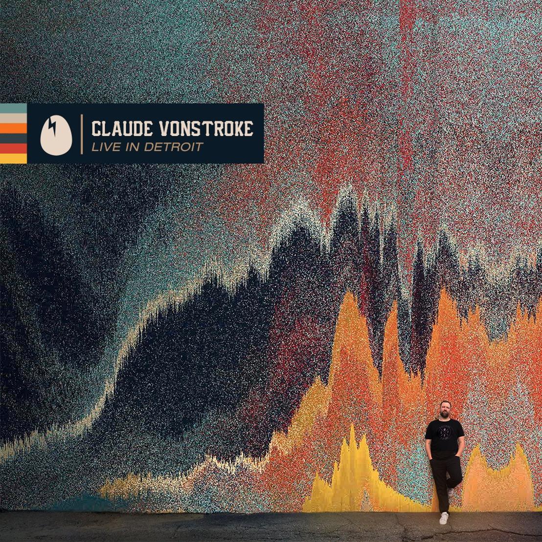 Claude VonStroke To Release 'Claude VonStroke: Live in Detroit' Album June 22