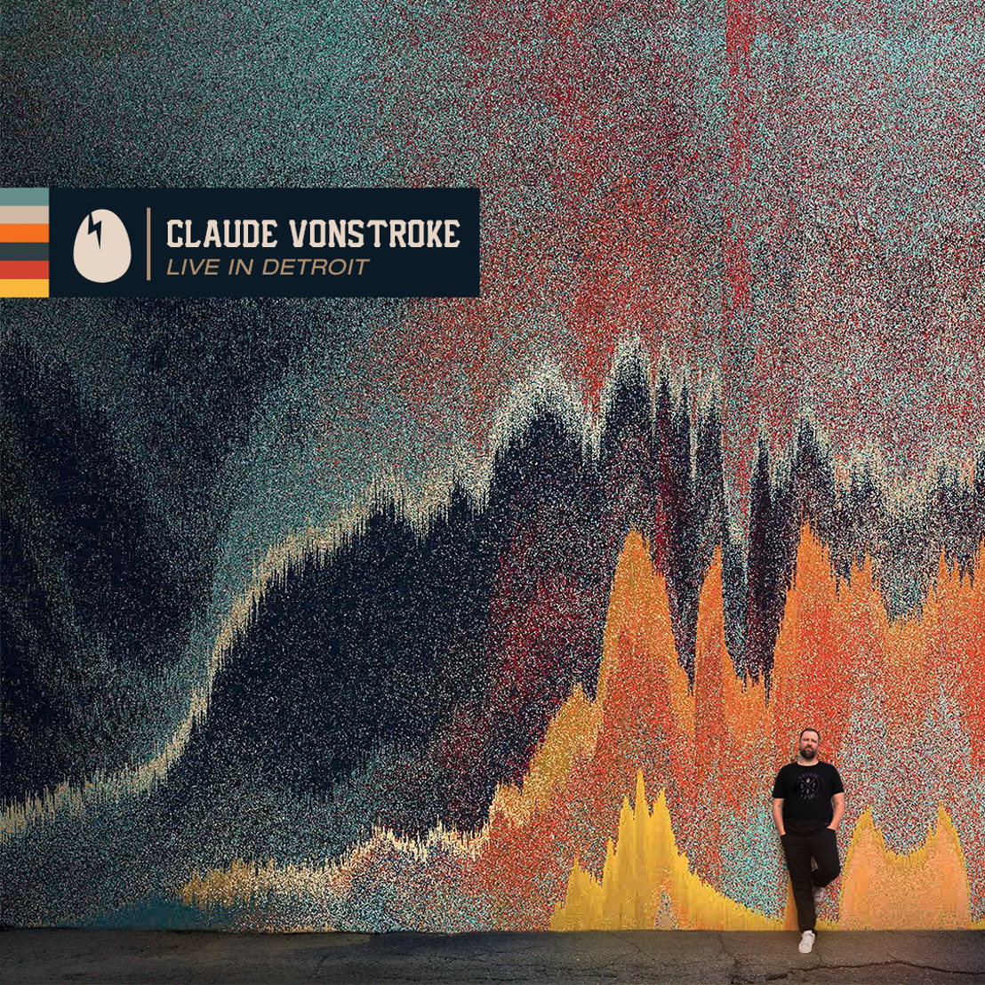 Claude VonStroke To Release 'Claude VonStroke: Live in Detroit' Album June 22