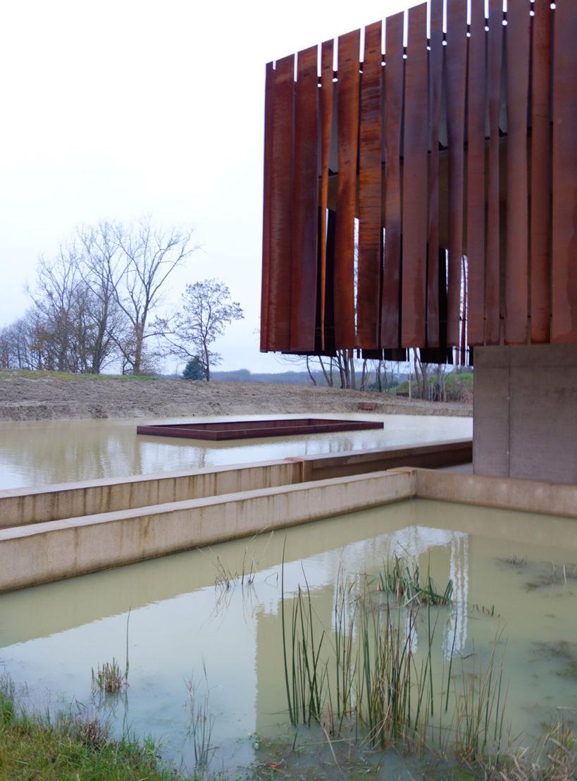 Crematorium Holsbeek © Coussée & Goris / Hisao Suzuki