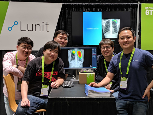 Lunit to Introduce Medical AI Solutions at GTC 2019