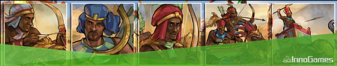 Forge of Empires: Third cultural settlement sends players to Ancient Egypt