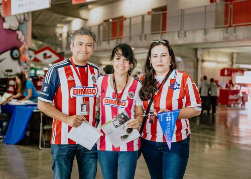 Fanáticos de Chivas tendrán la oportunidad de salvar vidas junto a la Fundación Jorge Vergara