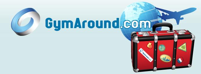 GymAround logo