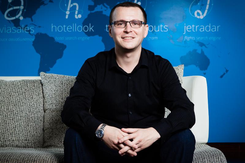 Макс Крайнов, управляющий директор Aviasales
