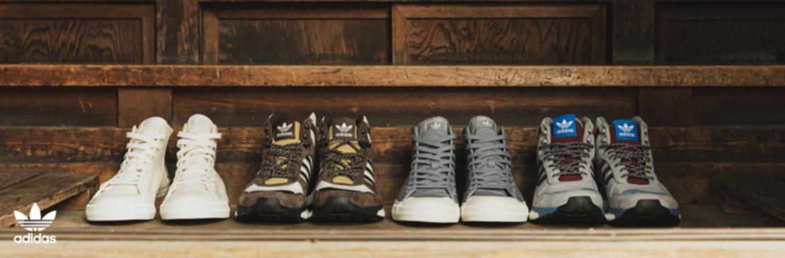 adidas Originals y Human Made presenta el segundo drop de su colección.