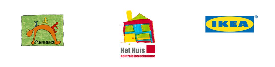 Vzw Het Huis, de Neerlandschool en IKEA Wilrijk openen speciale expo van kindertekeningen over 'thuis'