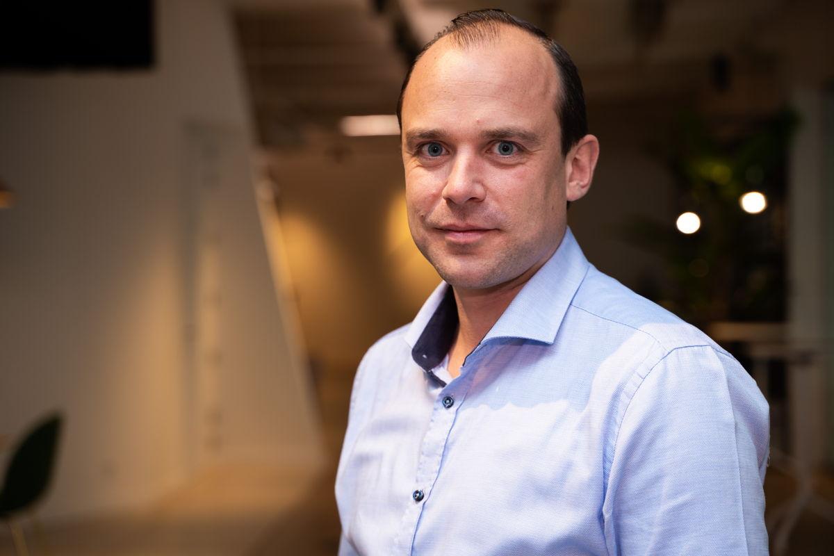 Nicholas De Nil, CEO & co-founder Bizzcontrol