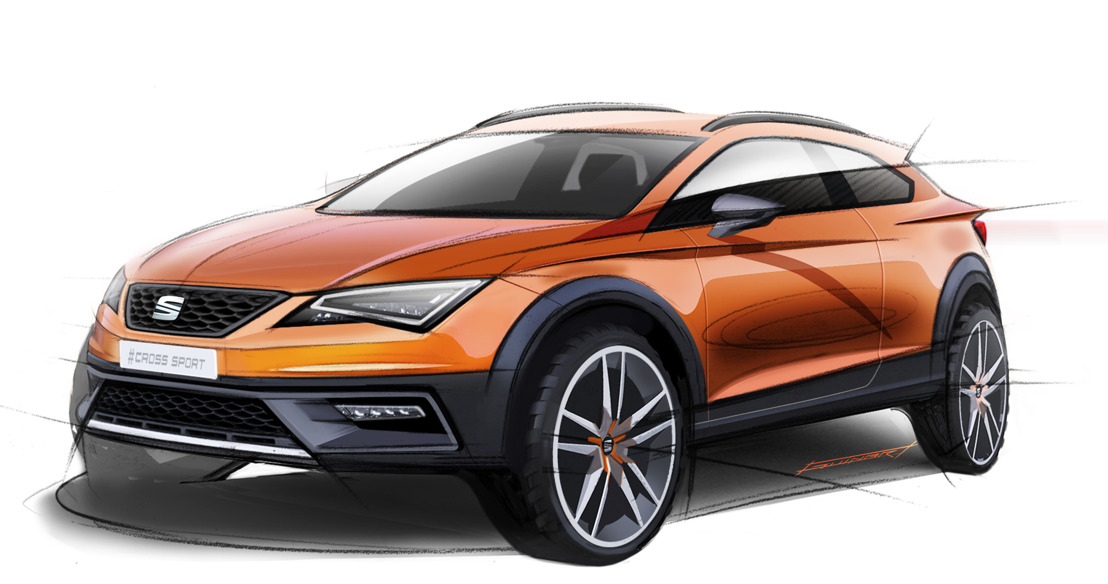 Concept Car Leon SC Cross Sport - Teaser