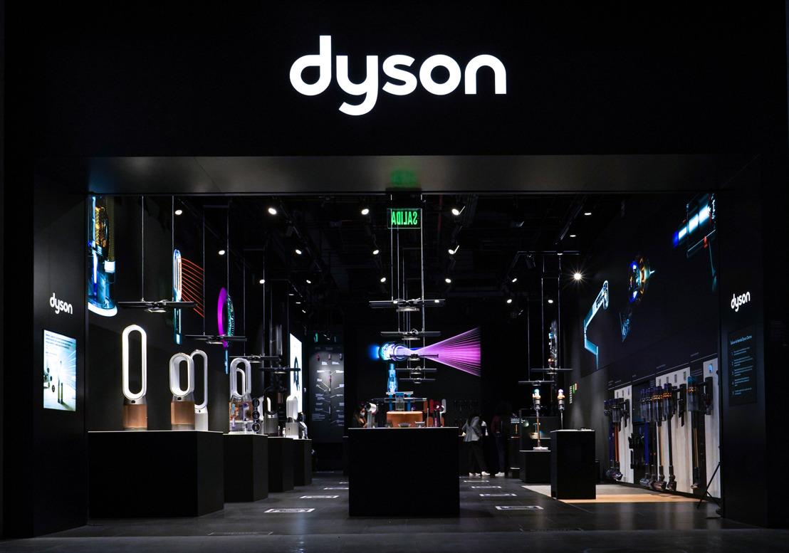 Dyson abre las puertas de su primera tienda física Dyson Demo Store en Latinoamérica
