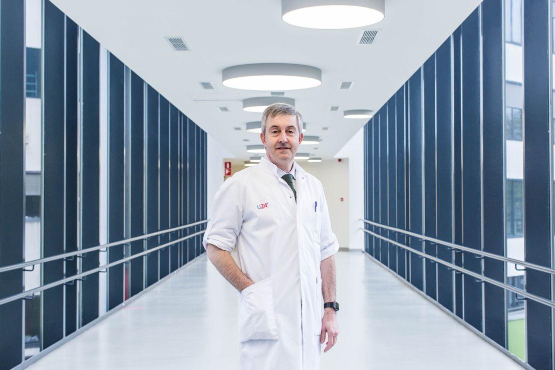 prof. dr. Hein Heidbuchel (UZA)<br/><br/>© Thomas Legrève