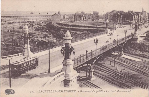 Brussels Region and SNCB sign agreement to renovate Pont du Jubilé