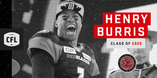 CANADIAN FOOTBALL HALL OF FAME WELCOMES FOUR PLAYERS AND TWO BUILDERS