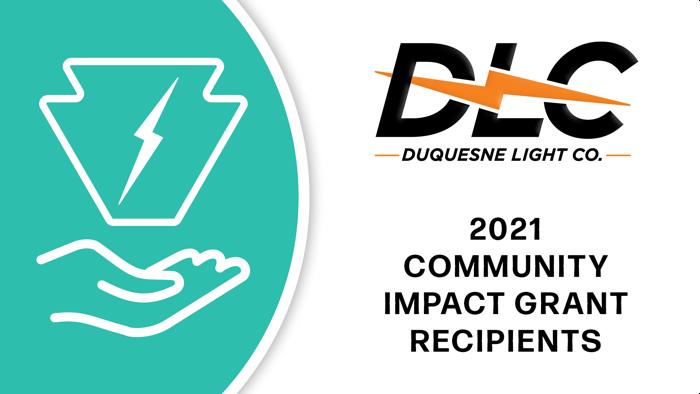 Preview: Duquesne Light Announces First 'Community Impact Grant' Recipients