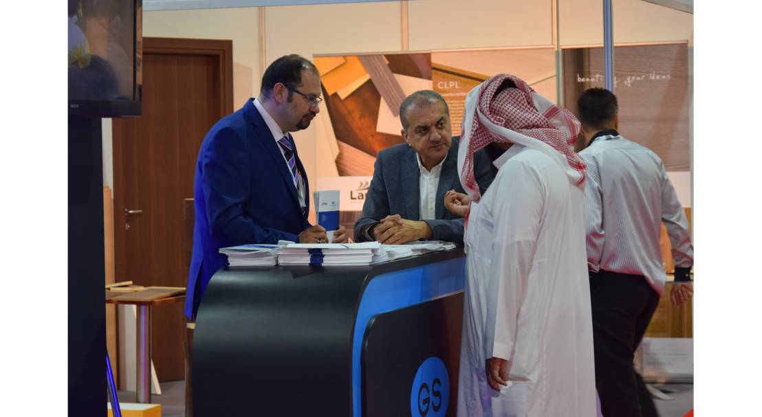 networking at The Big 5 Saudi 2017