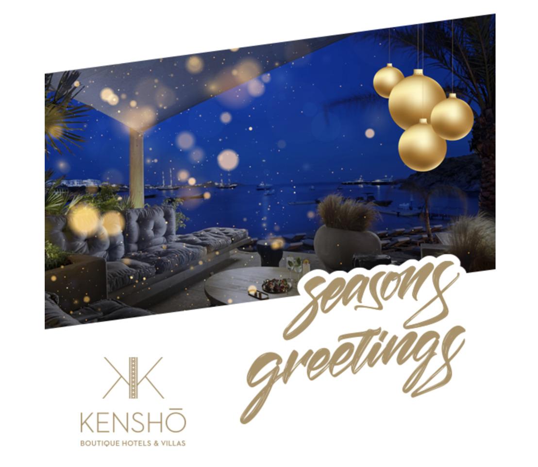 Kenshõ Boutique Hotels & Villas Season's Greetings