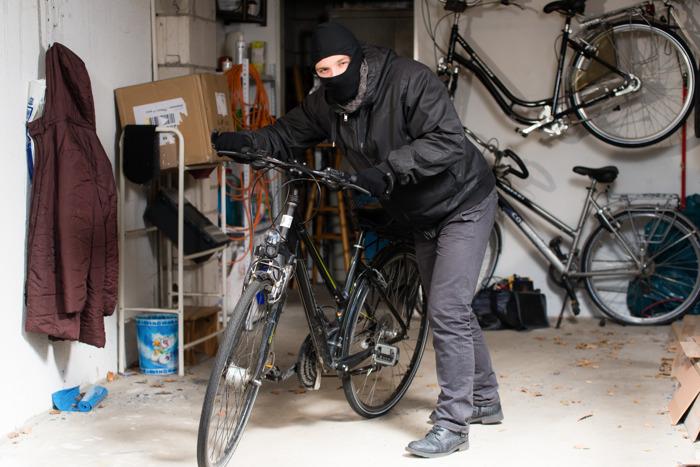 Wees waakzaam voor fietsendieven in uw zaak