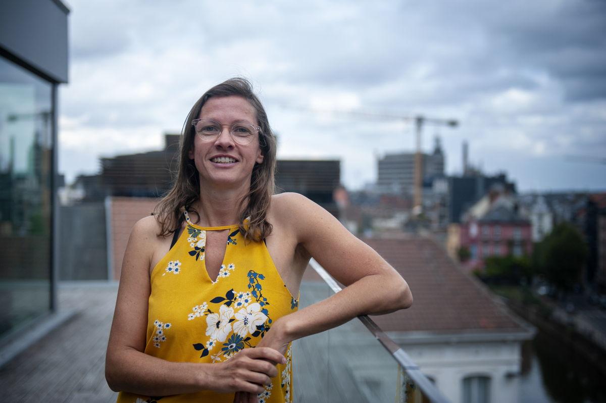 Hilde Schuddinck - Regiodirecteur Gent bij Voka Oost-Vlaanderen