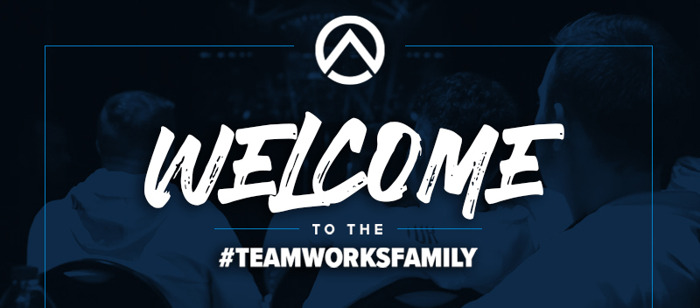 OVERACTIVE MEDIA PARTNERS WITH TEAMWORKS