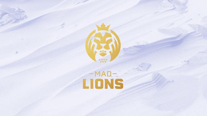 MAD LIONS ENTER LEAGUE OF LEGENDS EUROPEAN CHAMPIONSHIPS